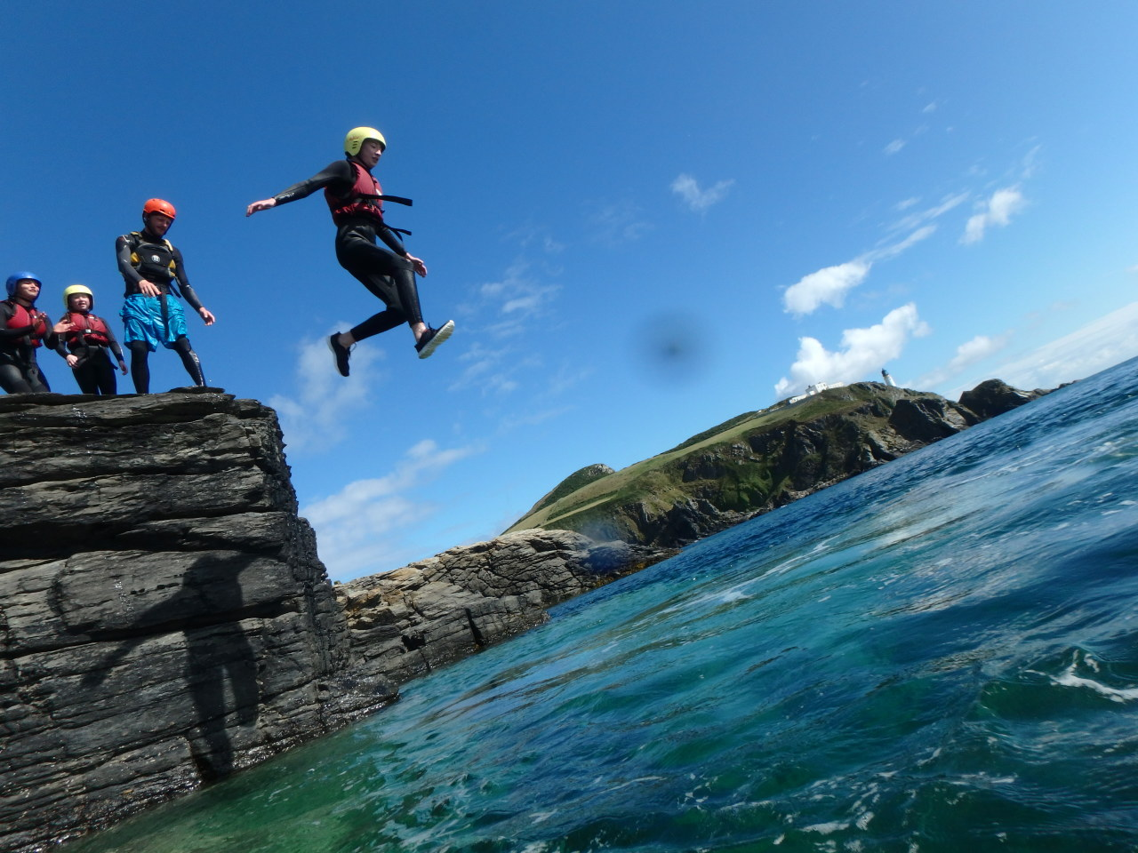 Scout and Guide Residential Adventures | Isle of Man | The