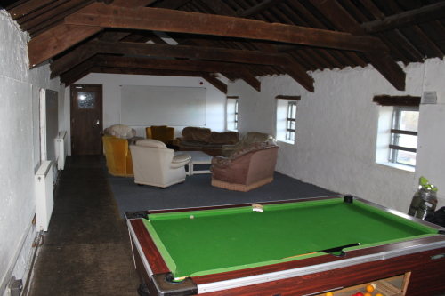 Group accommodation Isle of Man